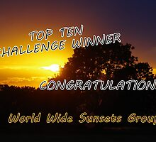Banner Top Ten for WW Sunset Group by lezvee
