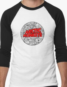 Arctic Monkey Music Men's Baseball ¾ T-Shirt
