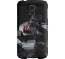 Dart Vader in his throne Samsung Galaxy Case/Skin