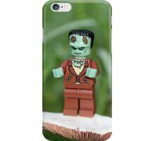 Frankenstein Grows Mushrooms, Too iPhone Case/Skin
