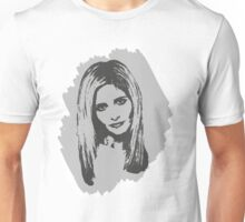 Buffy, The Slayer: Reborn II Unisex T-Shirt