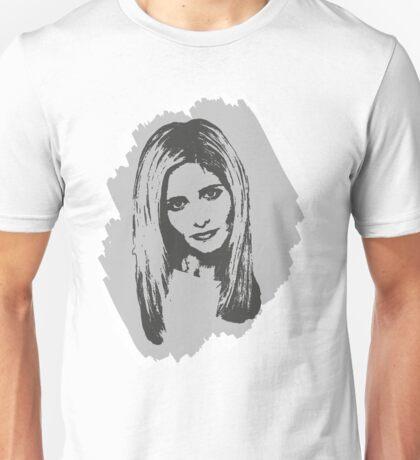 Buffy, The Slayer: Reborn II Unisex T-Shirt