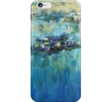 Lily Pond - morning iPhone Case/Skin