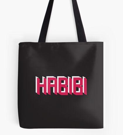 Habibi - My love  Tote Bag