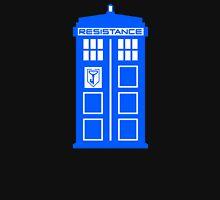 Blue Box Resistance Unisex T-Shirt