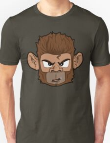 Cool Monkey With Cigar Unisex T-Shirt