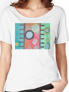 Trapped between two Worlds Women's Relaxed Fit T-Shirt