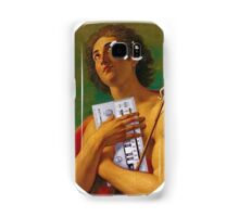 Saint Roland TB-303 Bassline fabulous t-shirt Design @ Samsung Galaxy Case/Skin