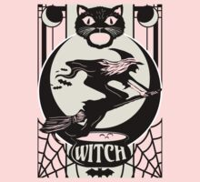 Witchy Baby Tee