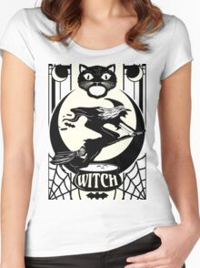 Witchy Women's Fitted Scoop T-Shirt