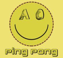 Ping Pong by DylanSakiri
