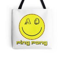 Ping Pong Tote Bag