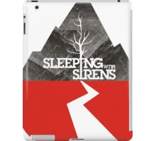 Sleeping with sirens band iPad Case/Skin