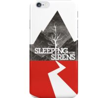 Sleeping with sirens band iPhone Case/Skin
