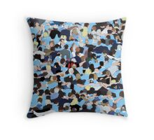 We Are City Throw Pillow
