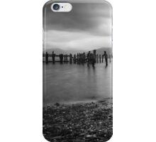 Port Bannatyne Wooden Pier iPhone Case/Skin