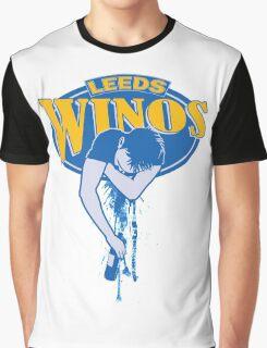 Leeds Winos Graphic T-Shirt