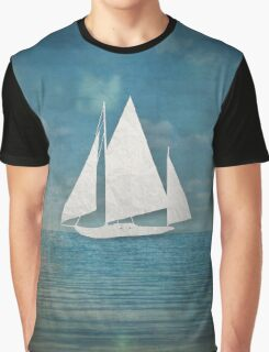 The Paper Ship Graphic T-Shirt