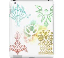 Tales of Zestiria - Elemental and Shepherds sigils iPad Case/Skin