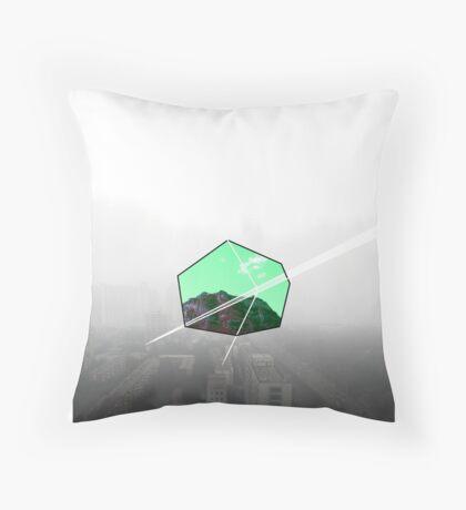In Running Throw Pillow