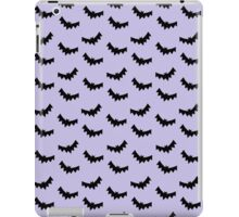 Batty - Lilac iPad Case/Skin