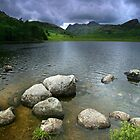 Blea Tarn - Mood by Mark Haynes Photography