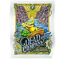 DEAD AND COMPANY SUMMER TOUR 2016 GEORGE WASHINGTON Poster