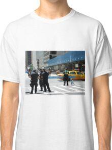 Do Not Cross - Police Line Classic T-Shirt