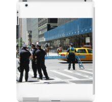 Do Not Cross - Police Line iPad Case/Skin