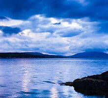 Rothesay Bay View II by Angie Morton