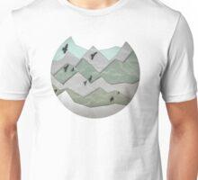 Mountain Layers II Unisex T-Shirt