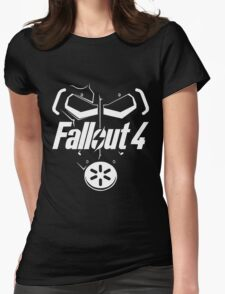 Fallout boy Womens Fitted T-Shirt