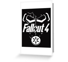 Fallout boy Greeting Card