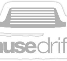 Because drift car (1) Sticker