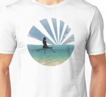 View from a Surfboard Unisex T-Shirt