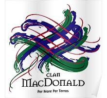 Clan MacDonald  Poster