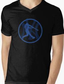 Derek Jeter Be Legend Mens V-Neck T-Shirt
