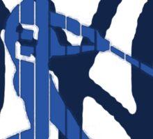 Derek Jeter Be Legend Sticker