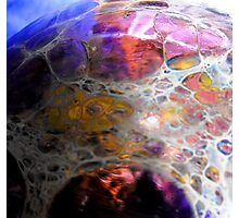 Oil Slick Photographic Print