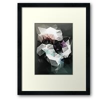 Beautiful Abstract Background Framed Print