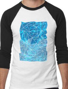 Blissful Rays Men's Baseball ¾ T-Shirt