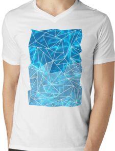 Blissful Rays Mens V-Neck T-Shirt