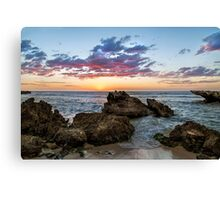 Trigg Beach WA Canvas Print