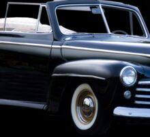 1947 Ford Deluxe Convertible Sticker