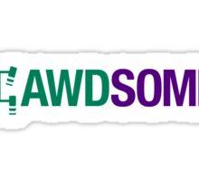 AWDSOME (6) Sticker