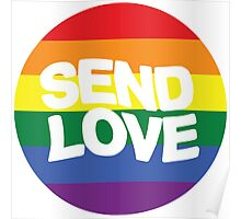 Send Love Halsey Badlands Poster