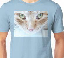Cat face Unisex T-Shirt