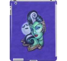 Graveyard Queen iPad Case/Skin