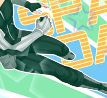 Shiro Voltron legendary defender 1 Sticker