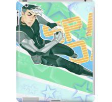 Shiro Voltron legendary defender 1 iPad Case/Skin